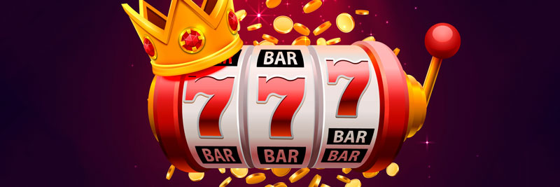 Gambling Online Slots with tree sevens
